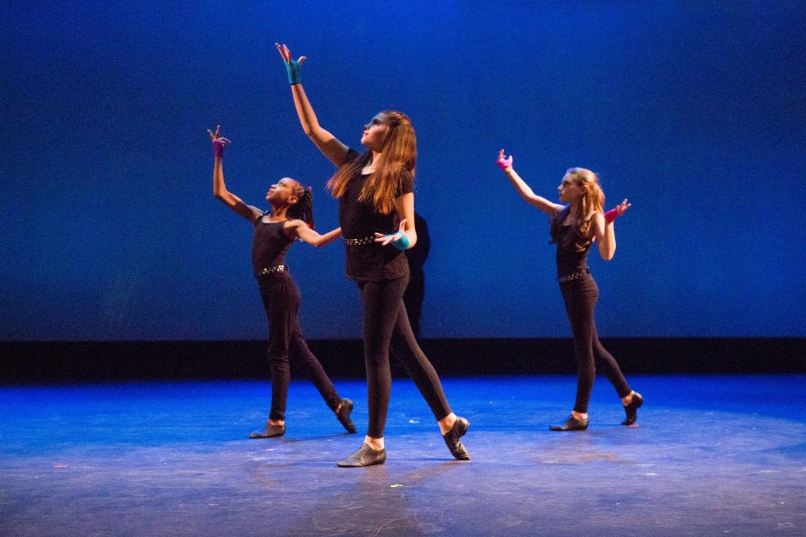 intermediate broadway dance