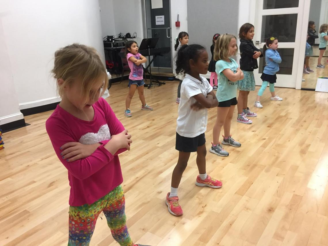 Preschool Hip-Hop