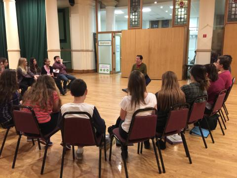 Acting Workshop with Broadway Director Gordon Greenberg