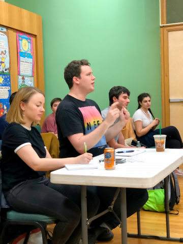 Musical Theater Workshop with Mean Girls on Broadway's Grey Henson